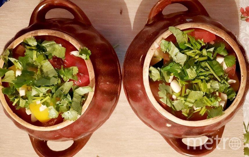 """Говядина тушенная с овощами в горшочках. Фото Зинаида Белова, """"Metro"""""""