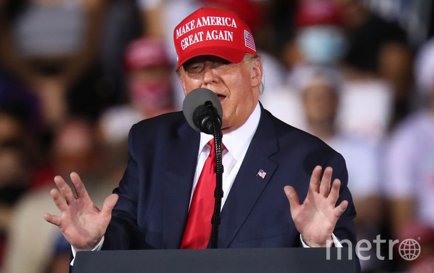 Дональд Трамп. Фото Getty.