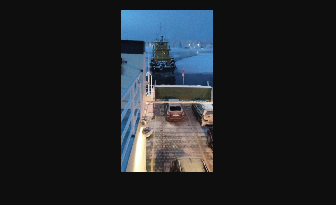 Фото с борта судна. Фото скрин-шот, Скриншот Youtube