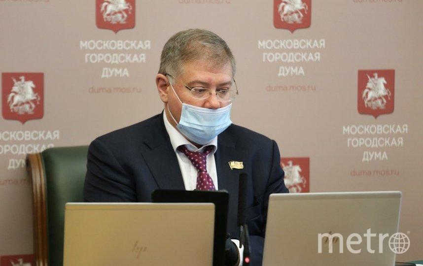 """Степан Орлов. Фото АГН """"Москва"""""""