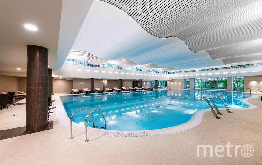 Parklane Resort and SPA. Фото с сайта отеля