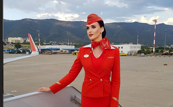 Бортпроводник. Фото @keinstress_stewardess.