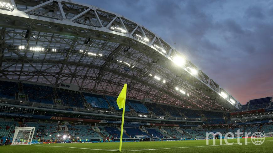 """Игра пройдет на стадионе """"Фишт"""" 27 марта. Фото rfs.ru."""