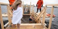Синоптик рассказал о погоде на Крещение в Петербурге