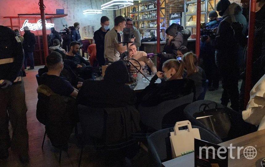 К административной ответственности привлечены 83 посетителя баров. Фото ККИ.