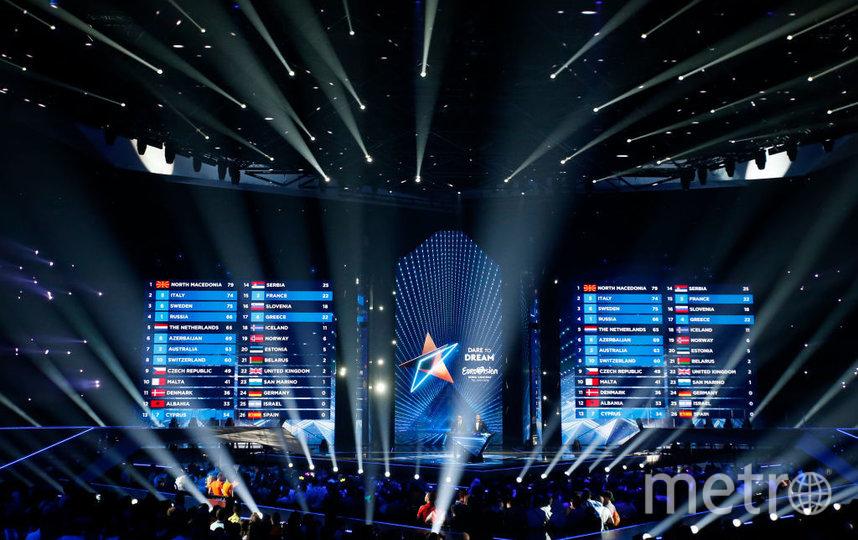 Евровидение, 2019. Фото Getty