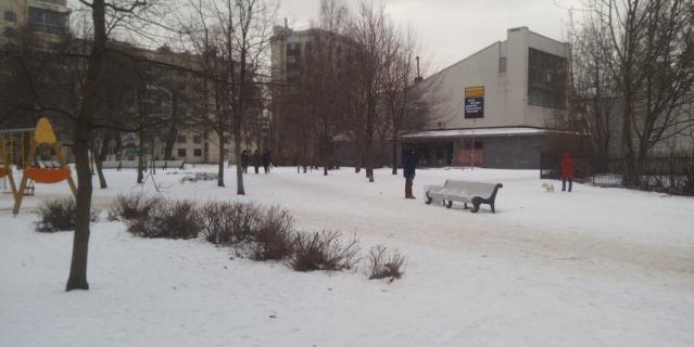 Вяземский сад.