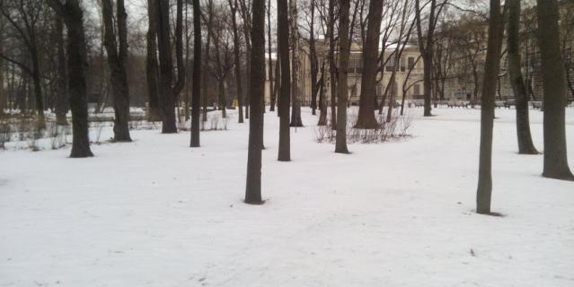 Петроградка.