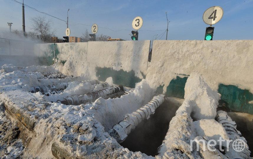 """Сепараторы-дробилки работают безостановочно. Фото Александр Кочубей, """"Metro"""""""