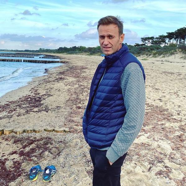Алексей Навальный. Фото Скриншот Instagram: @navalny