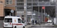 В Петербурге на 20% сократилось число госпитализаций с COVID-19