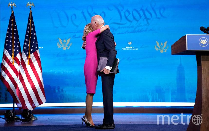 Джо Байден 20 января станет новым президентом США. Фото Getty
