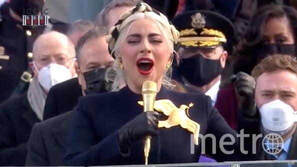Леди Гага. Фото Getty.