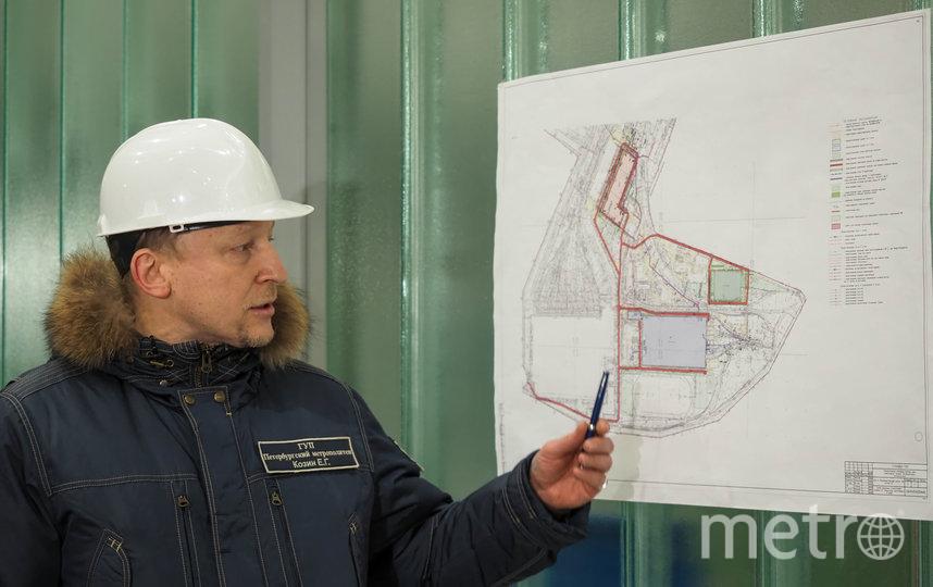 "Начальник метрополитена Евгений Козин. Фото Святослав Акимов, ""Metro"""