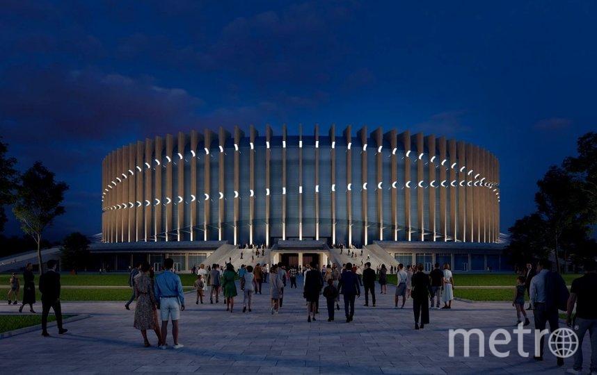 Проект. M.A.R.K. Architect Seppo Mantyla.