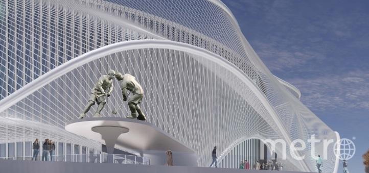 Проект. Asymptote Architecture.