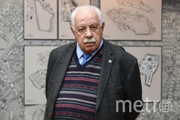 Владимир Спицин. Фото из архива, РИА Новости