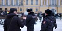 Полицейский, ударивший женщину в центре Петербурга, назвал случившееся личной трагедией: как она чувствует себя сейчас