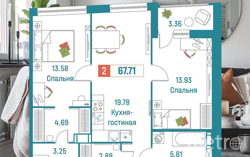 """""""Графика"""" - это всего три 18-этажных корпуса с закрытой охраняемой территорией. Фото """"МАВИС"""""""