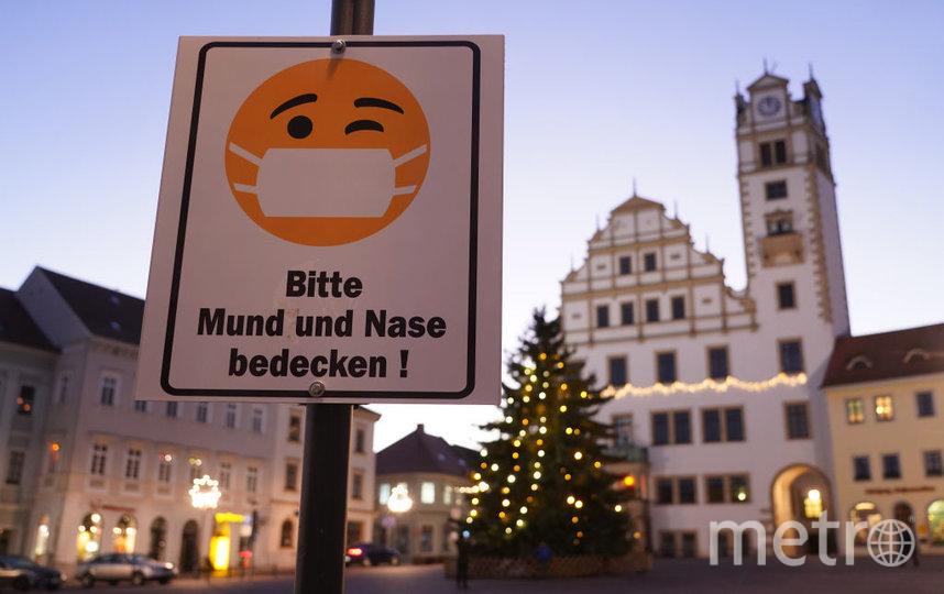 По данным Университета Джона Хопкинса, Германия находится на десятом месте в мире по числу заболевших коронавирусом. Фото Getty
