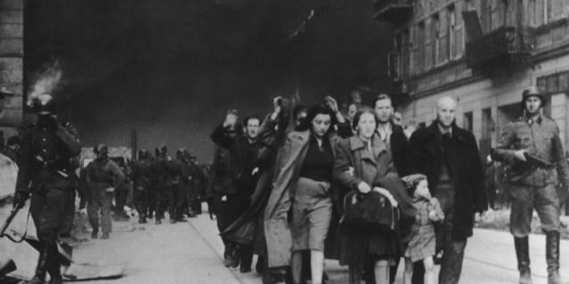 Депортации евреев из Германии в Польшу.