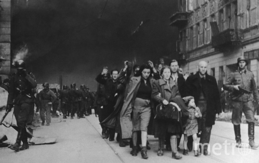 Депортации евреев из Германии в Польшу. Фото Creative commons , Getty