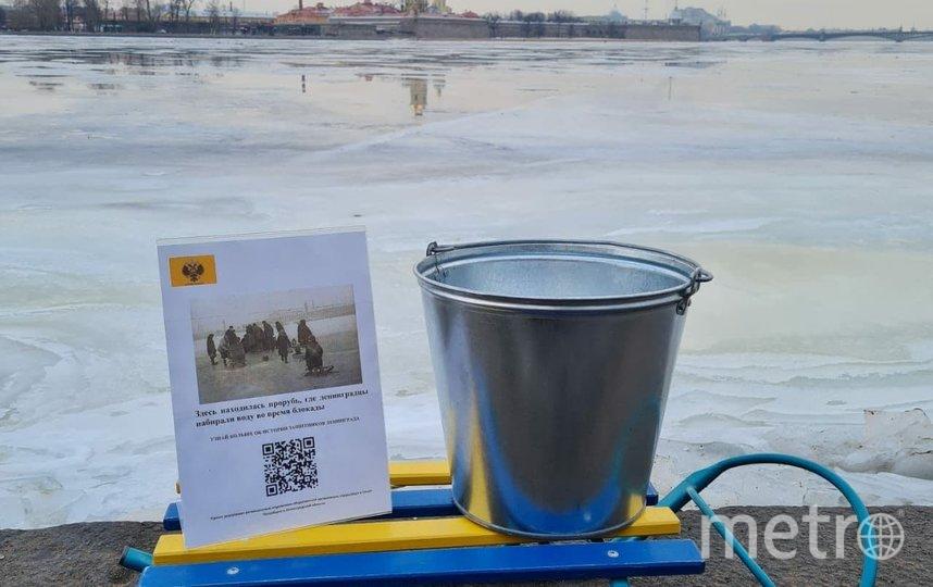 Указатели-инсталляции будут поставлены в Василеостровском, Центральном и Петроградском районах. Фото Предоставлено организаторами.