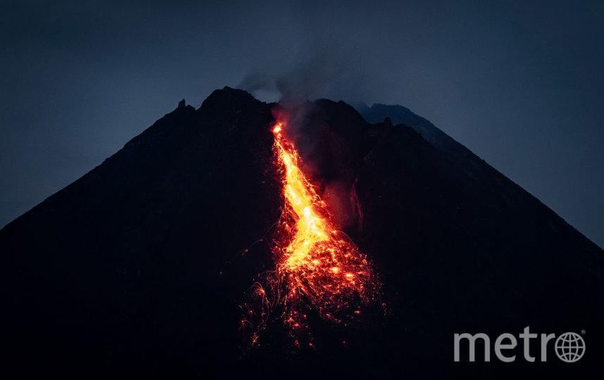 Вулкан Мерапи. Фото Getty