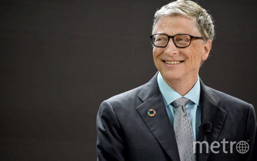 Билл Гейтс. Фото Getty.