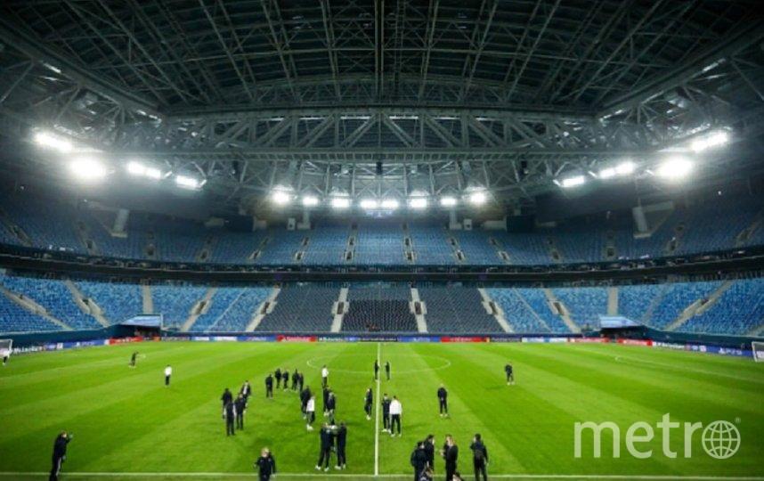 Первый матч в Петербурге пройдет 12 июня. Фото Getty.