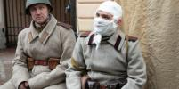 Блокада у Капеллы. Как в Петербурге воссоздали военную атмосферу – фото