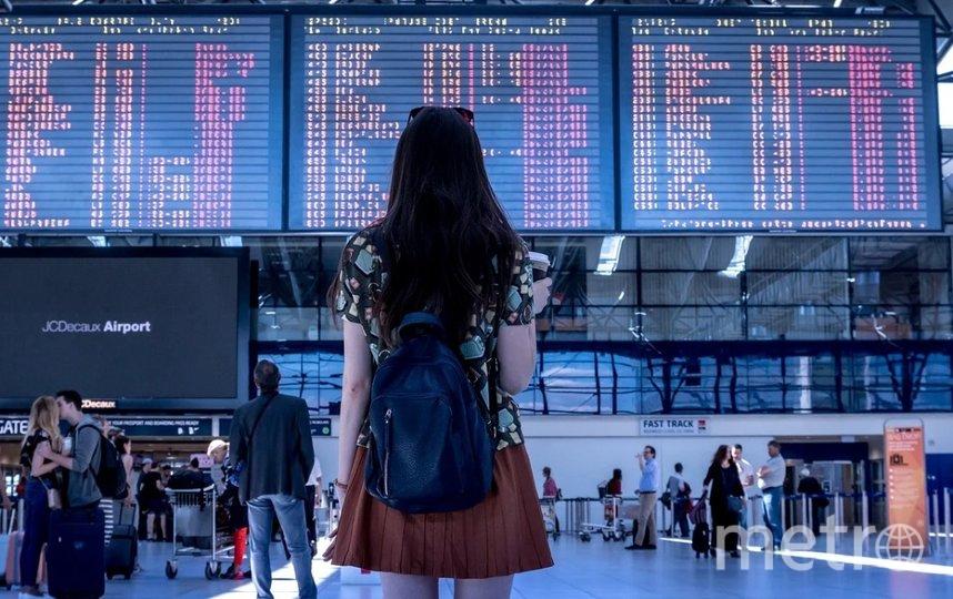 Россия возобновит авиасообщение с Грецией и Сингапуром с 8 февраля. Фото Pixabay.