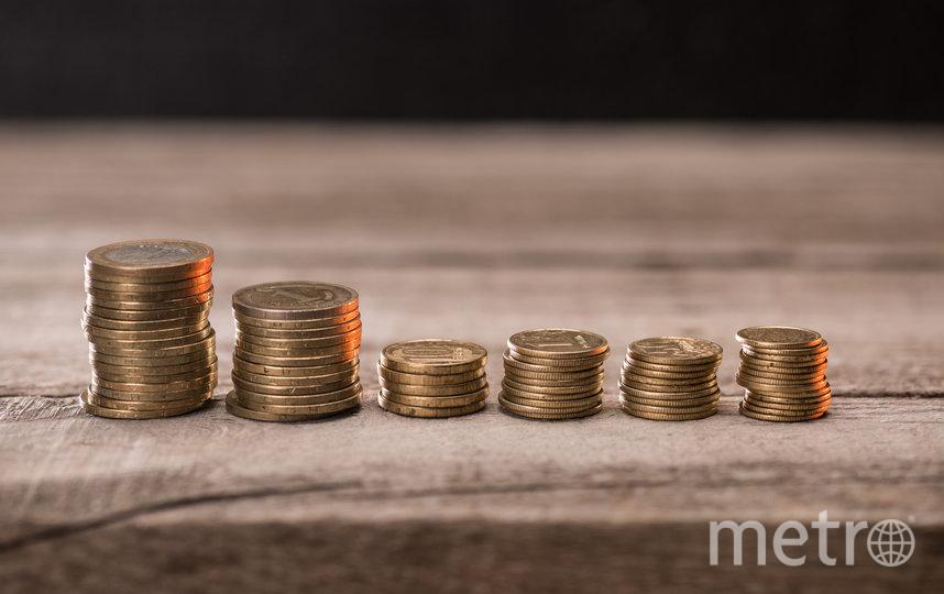С 2021 года в России ввели новый налог на проценты по вкладам свыше 1 млн рублей. Фото depositphotos