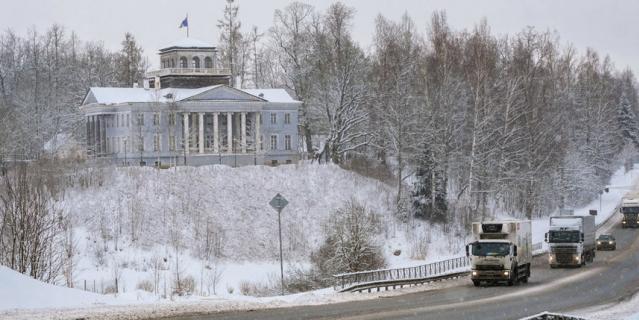 Музей-усадьба Рождествено.
