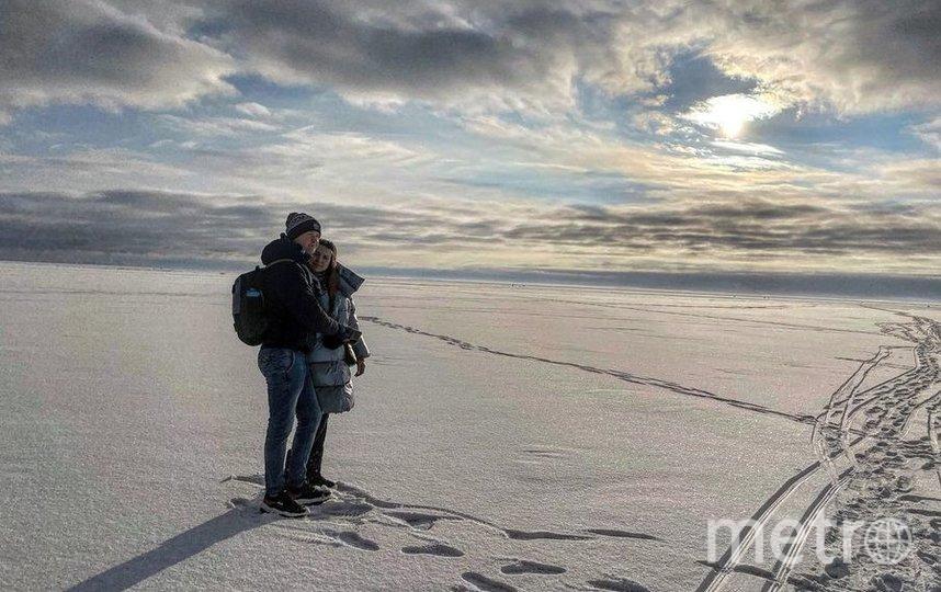 На Финском заливе в районе Комарово. Фото https://www.instagram.com/alexandrterentiev/
