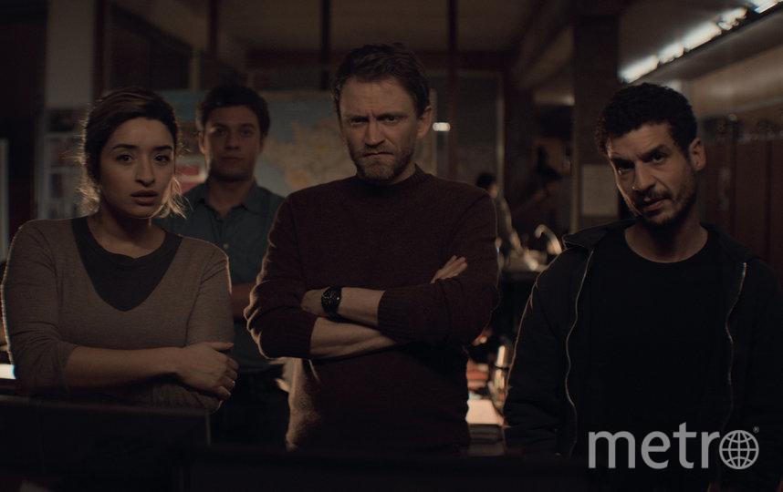 """Детективы, пытающиеся поймать главного героя. Фото Netflix, """"Metro"""""""