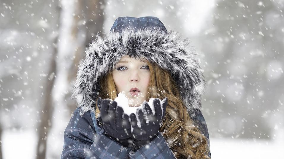 Высота снежного покрова достигла 27 см. Фото Pixabay.com