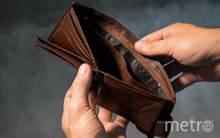Чаще всех на нехватку денег сетуют рабочий и административный персонал. Фото Pixabay.com