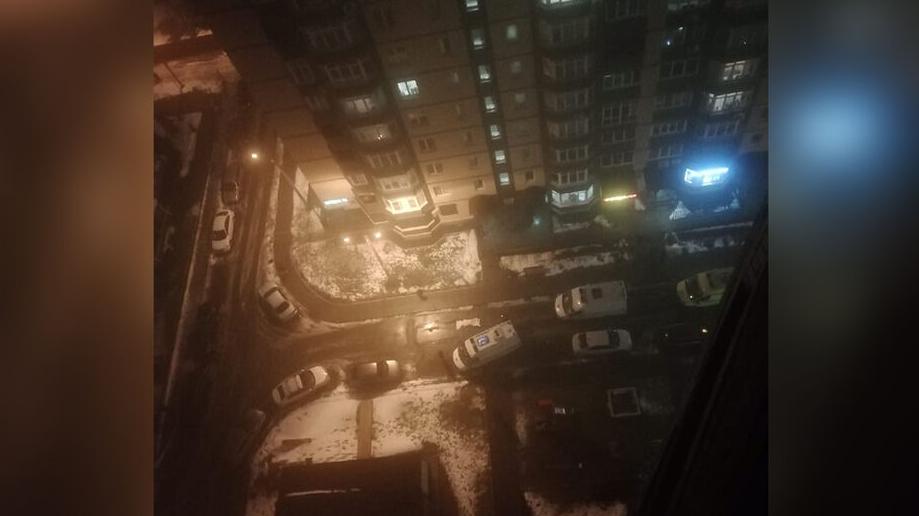 Трагедия произошла вечером 4 февраля в Воронеже в микрорайоне Шилово. Фото vk.com/mtv36