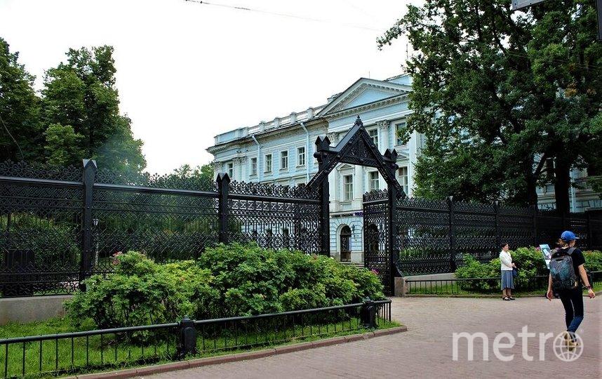 Сад Сан-Галли. Фото citywalls.ru