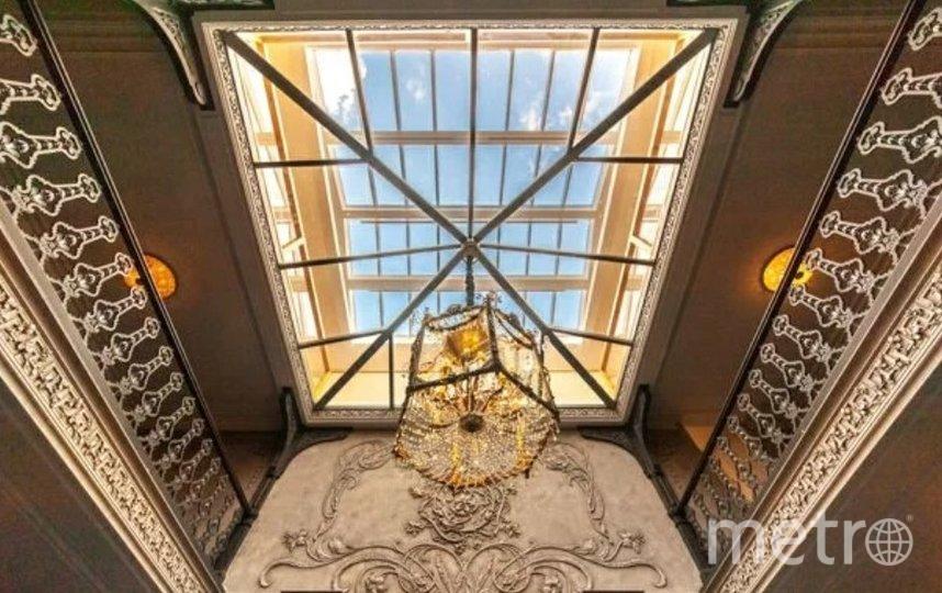Так выглядит отреставрированный особняк Сан-Галли изнутри. Фото https://www.instagram.com/explore/locations/1022391796/san-gally/