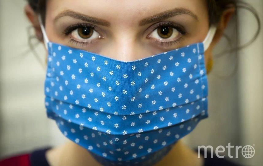 За неделю в Петербурге на 88 % выросло число пациентов с COVID-19, обратившихся за медпомощью. Фото Pixabay.