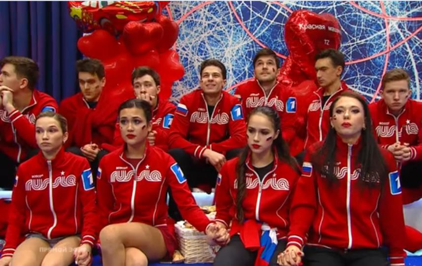 Турнир в Москве привлек внимание любителей фигурного катания. Фото скрин-шот, Скриншот Youtube