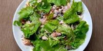 Как приготовить быстрый салат с куриным филе и фасолью