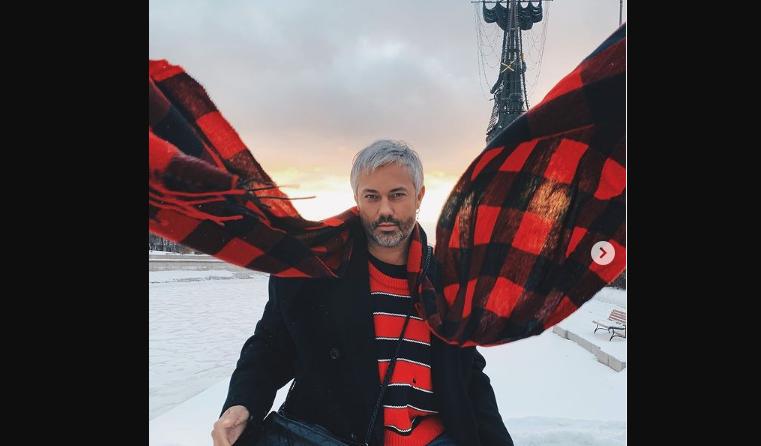 Александр Рогов. Фото https://www.instagram.com/alexandrrogov/