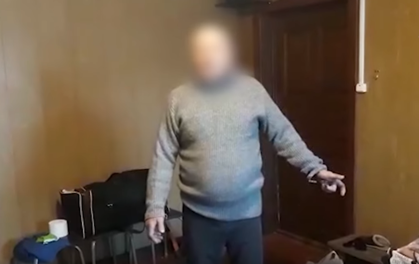 "Мужчина, которого обвиняют в преступлении, задержан. Фото https://www.youtube.com/watch?v=Ctblm9Cx7HQ&feature=emb_title, ""Metro"""