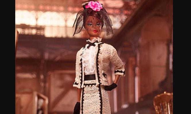 "Барби собирается на чай. Фото ""Metro"""