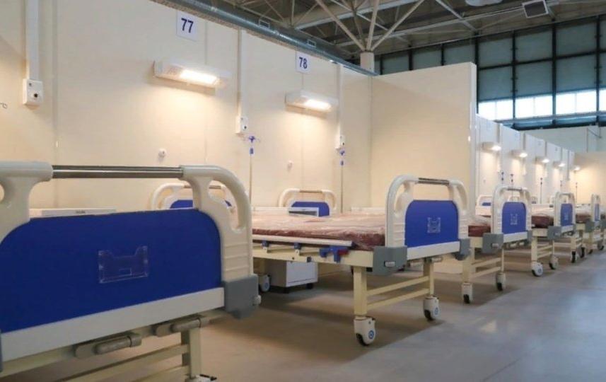 Снижение госпитализаций составило более 20 процентов. Фото gov.spb.ru.