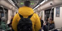 Быть вежливым и снять рюкзак: о чем напомнят петербуржцам в метро