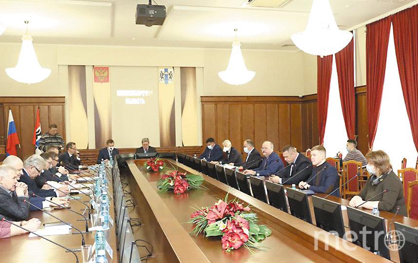 Если поправки утвердят на сессии, строительство в лесных зонах на территории Новосибирска будет ограничено. Фото Пресс-служба Заксобрания НСО